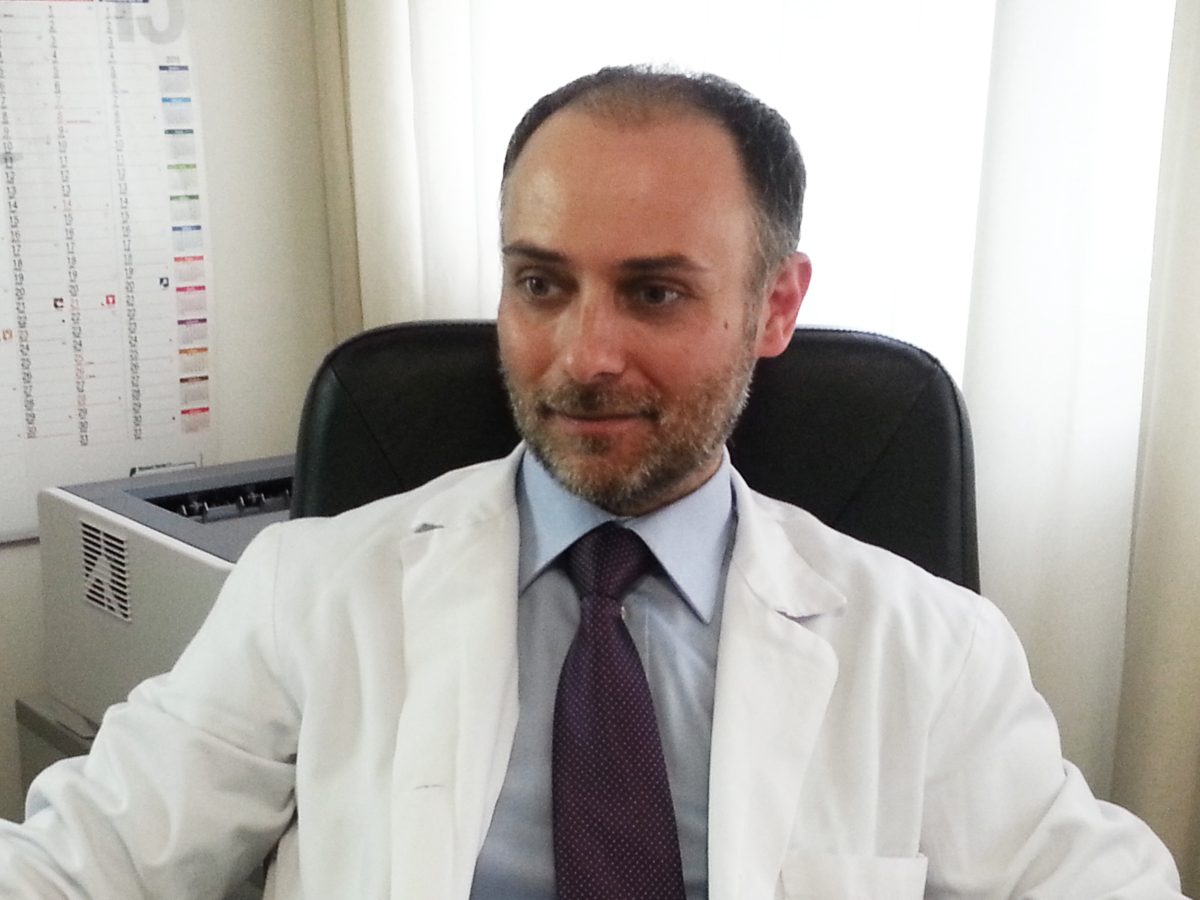 Dr. Eligio Vannozzi urologo andrologo Roma Trastevere
